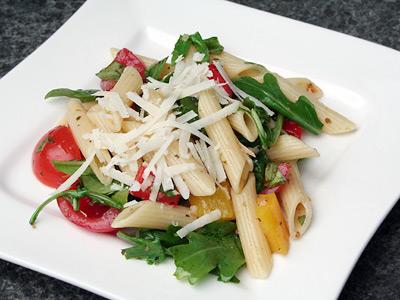 Italienischer nudelsalat vom sternekoch bj rn freitag for Koch schalke 04